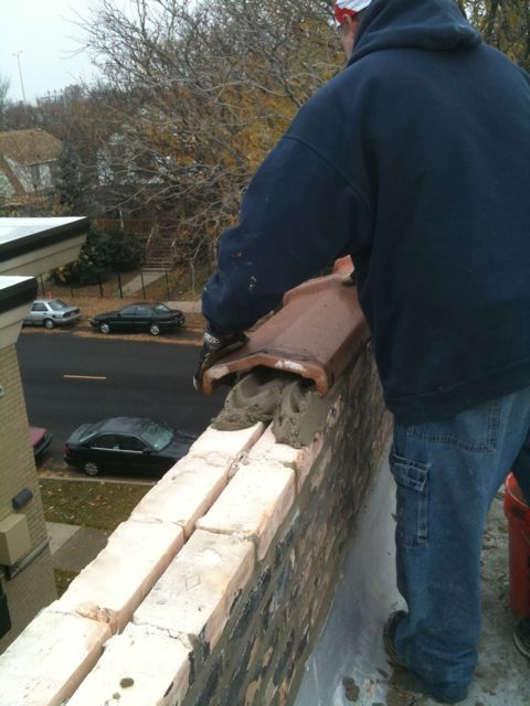 Parapet Wall Repair