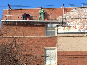 Repairing and Cleaning Masonry