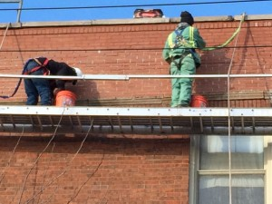 Repair and Clean Masonry